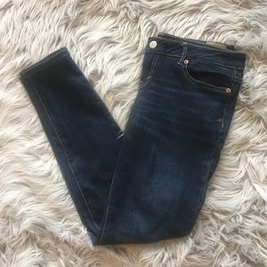 AEROPOSTALE DARK WASH LOLA DENIM JEGGING